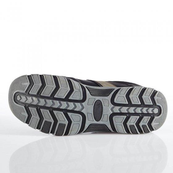 Sneakers met stretchinzetten