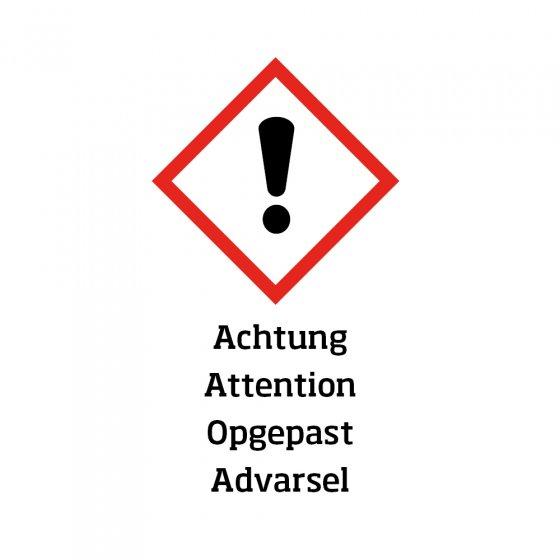 Schone afvoer-geurstengels