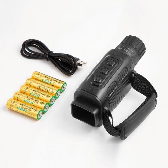 Compacte nachtzichtcamera