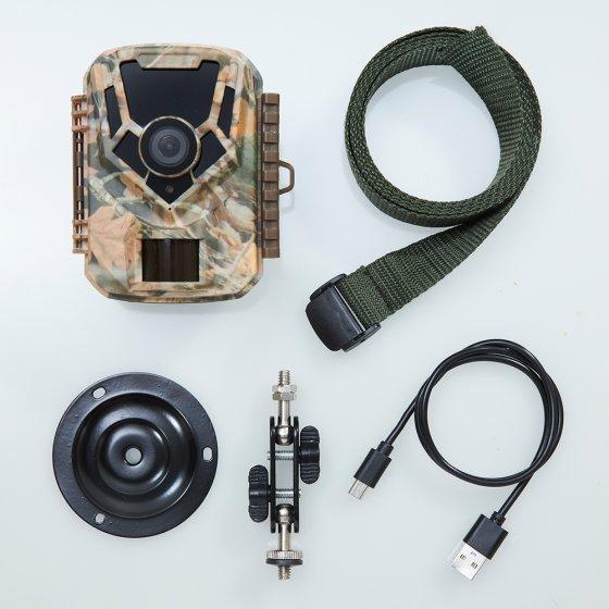 Compacte lcd-observatiecamera