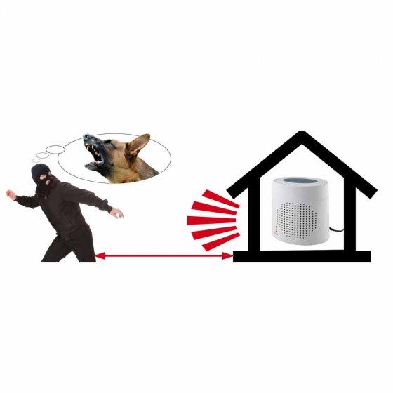 Radar-alarmsysteem