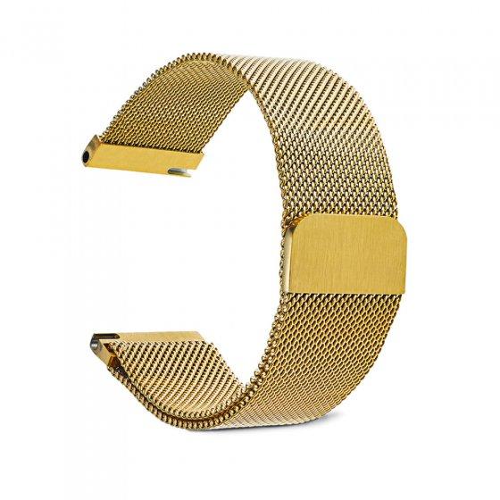 Milanaise-armband met magneetsluiting