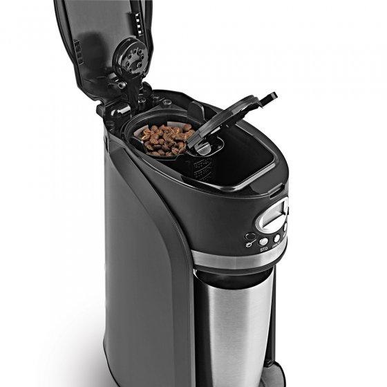 Mini-koffiezetapparaat met maalwerk