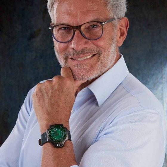 Automatisch horloge 'CW Diver'