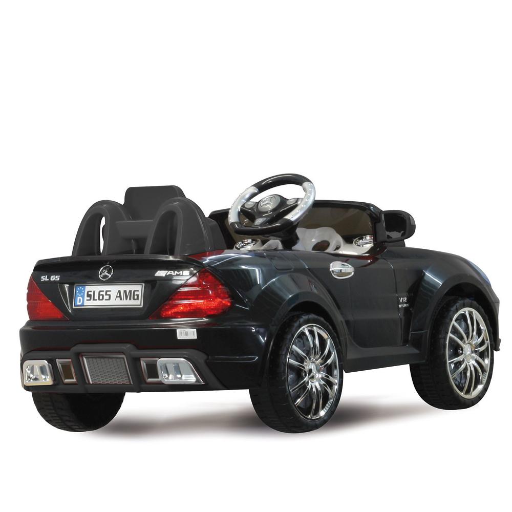 elektrische kinderauto mb sl 65 voordelig bestellen bij. Black Bedroom Furniture Sets. Home Design Ideas