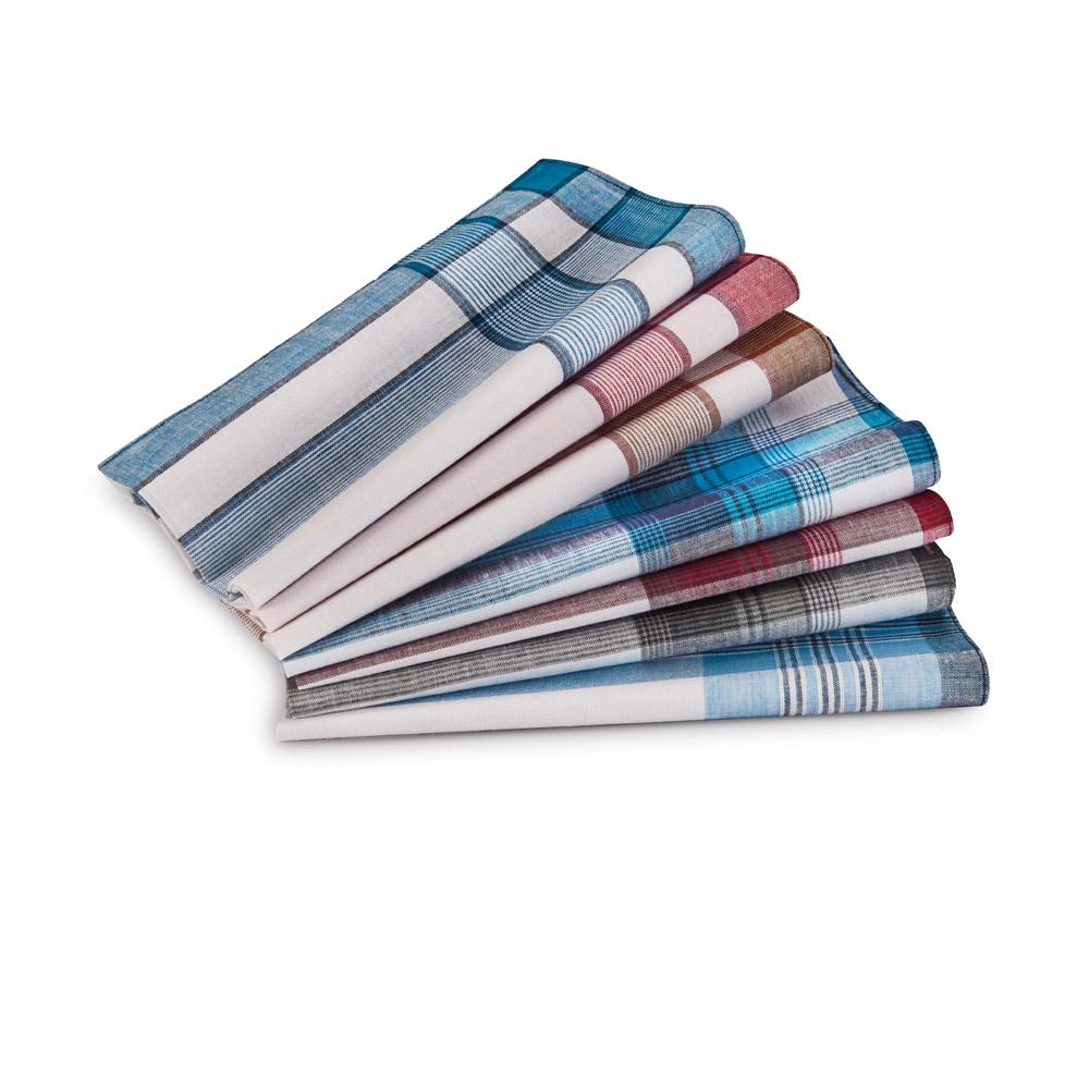Stoffen zakdoeken kopen