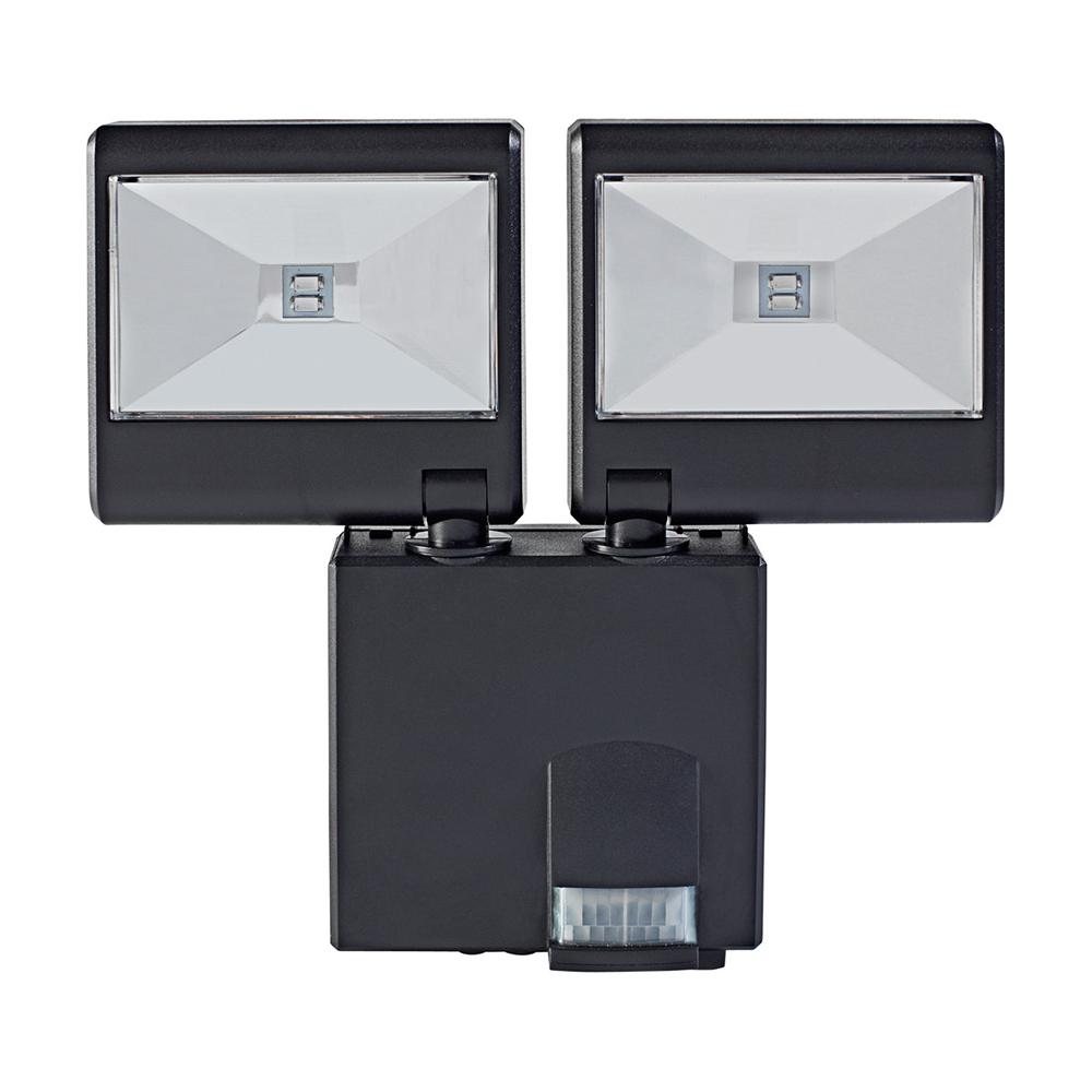 led spot met bewegingsmelder voordelig bestellen bij eurotops. Black Bedroom Furniture Sets. Home Design Ideas